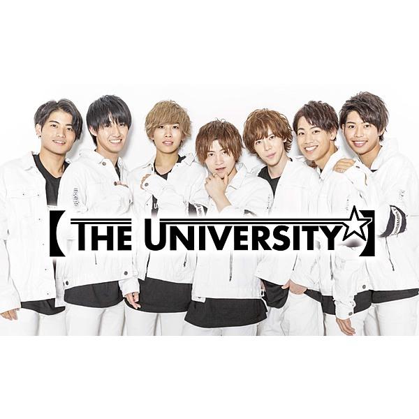 【THE UNIVERSITY】