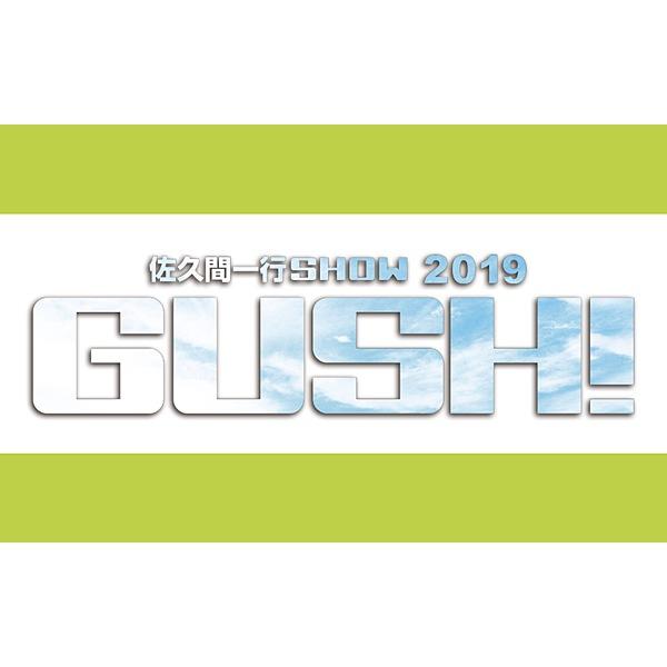 佐久間一行 / 佐久間一行 SHOW2019 GUSH!