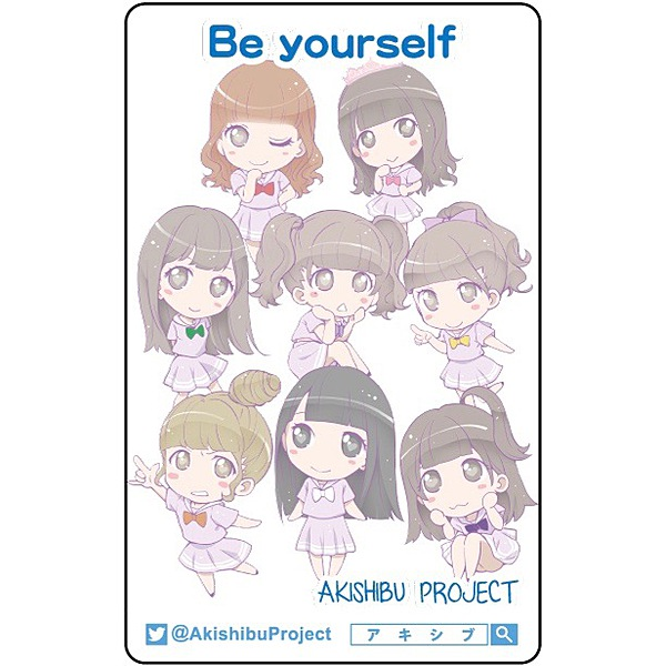 アキシブproject / アキシブproject / Be yourself