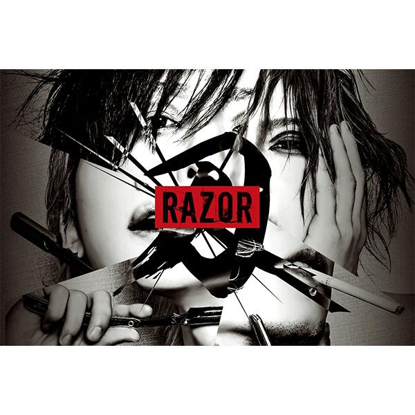 RAZOR / 五枚刃 特典エムカード