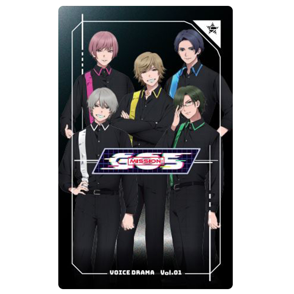 GOALOUS5 / MISSION:GO5 M∞CARD A