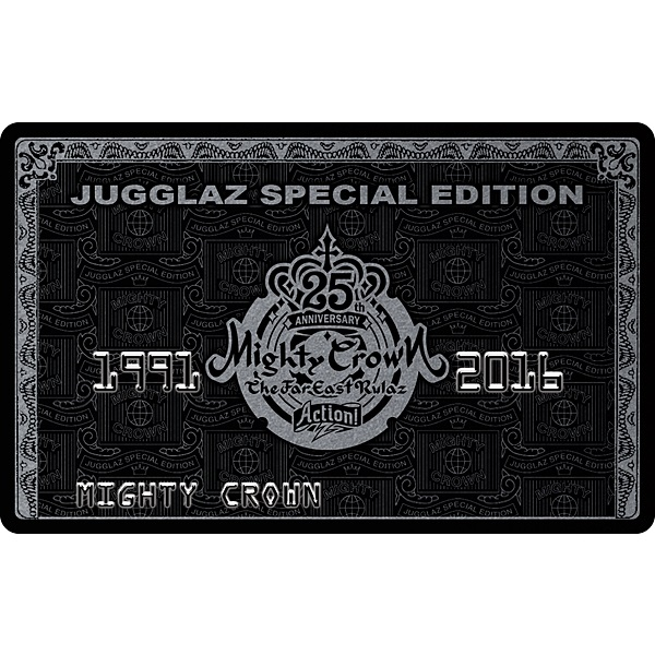 Mighty Crown / Mighty Crown / Jugglaz Special Edition エムカード