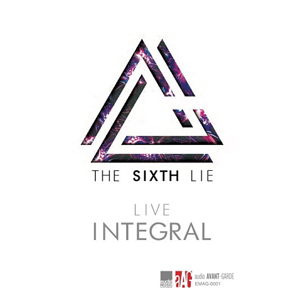 THE SIXTH LIE「INTEGRAL」封入エムカード