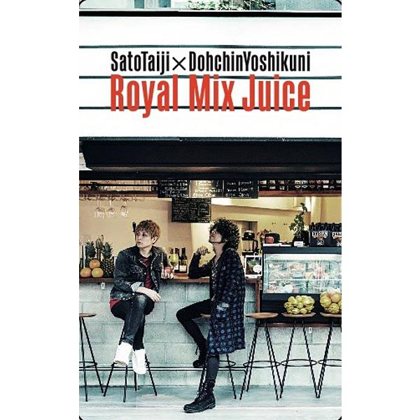 佐藤タイジx堂珍嘉邦 / Royal Mix Juice エムカード