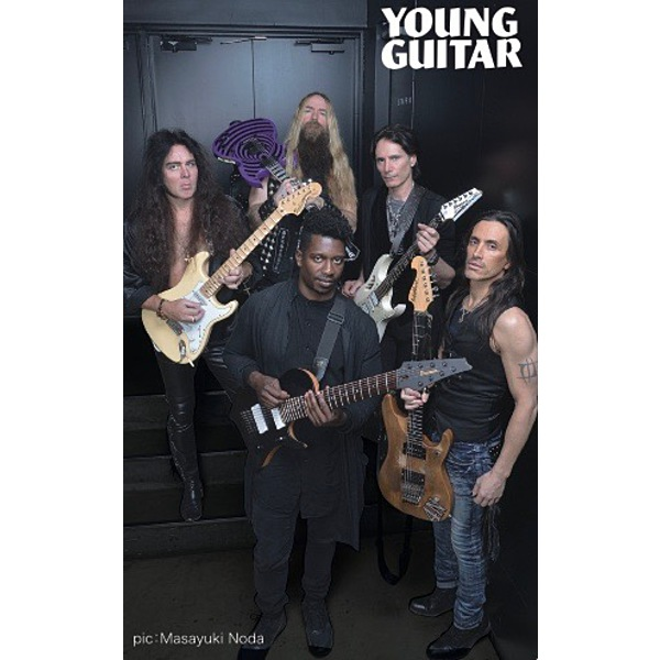 YOUNG GUITAR 2017年6月号