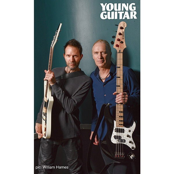 YOUNG GUITAR 2017年7月号
