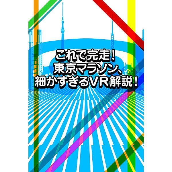 東京マラソン VR