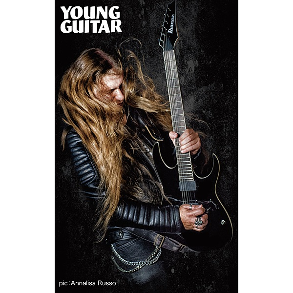 YOUNG GUITAR 2017年10月号