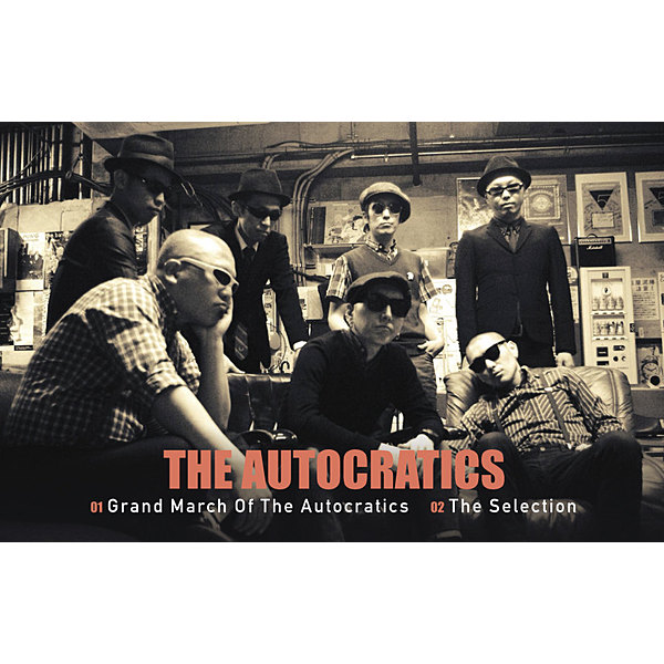 VR MUSIC Live THE AUTOCRATICS(タワーレコード限定)