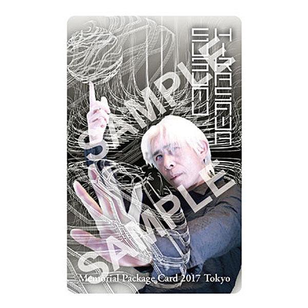 平沢進 第9曼荼羅東京公演 メモリアルパッケージカード