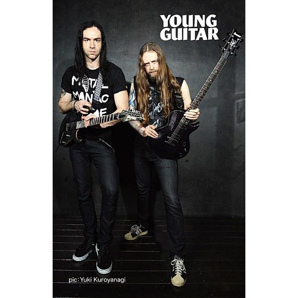 YOUNG GUITAR 2018年6月号