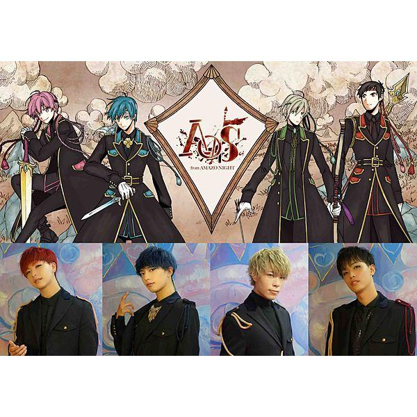 AOS / AOS Magic Crad 1st