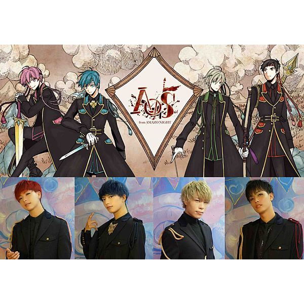 AOS / AOS Magic Crad 2nd