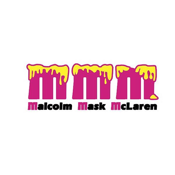Malcolm Mask McLaren エムカード