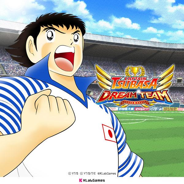 KLabGames / Captain Tsubasa: Dream Team OST 01