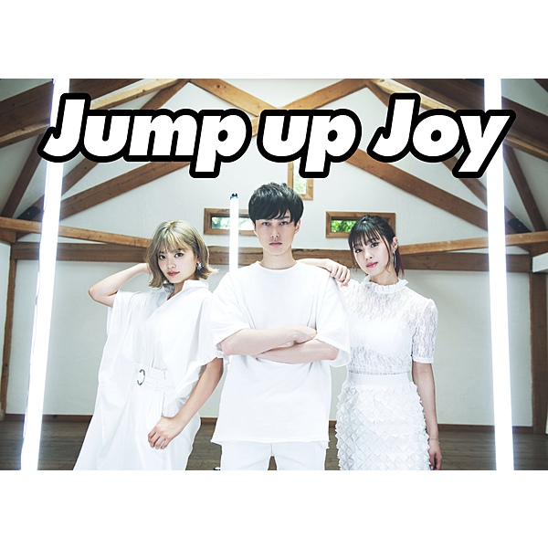 Jump up Joy 1st ALUBUM 「Stay with you」